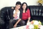 Noo Phuoc Thinh & mom
