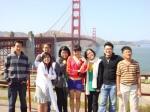 Goldengate bridge in San Francisco