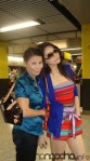 Ho Ngoc Ha & mom