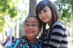 Kim Ngoc and Quynh Anh