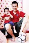 Hoang Bach & son