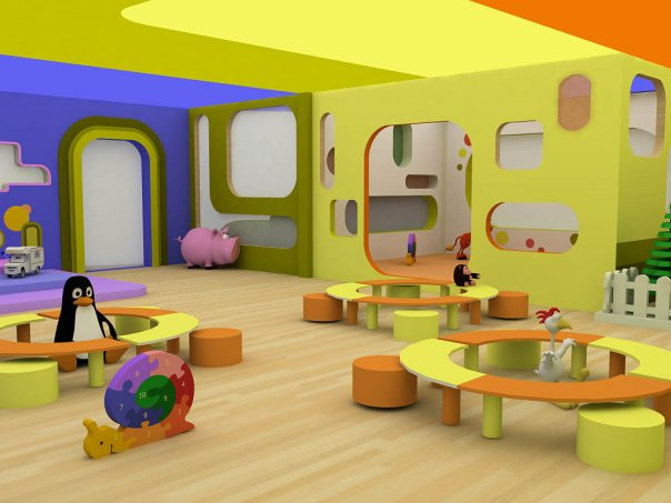 childcare interior design 2