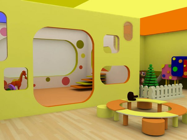 childcare interior design