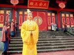 Prince Sảm becomes King Lý Huệ Tông.