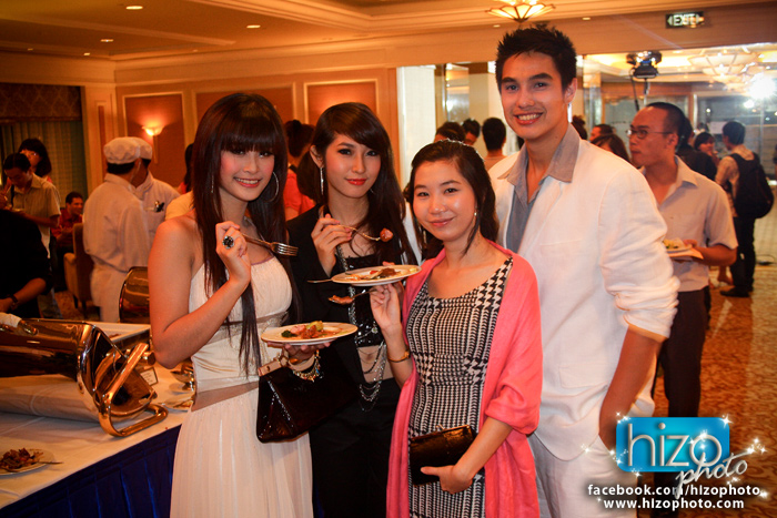 Pictures  Stars Attend Zingme Vip Party