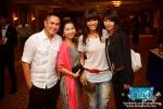 R-L: Khong Tu Quynh, Phuong Vy, Minh Chau (KTQ's boss lady)