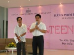 Actor & President of Phuoc Sang Ent.- Phuoc Sang
