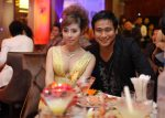 "Hit drama ""Lap Trinh Cho Trai Tim's"" main leads Minh Tiep & Quynh Nga"
