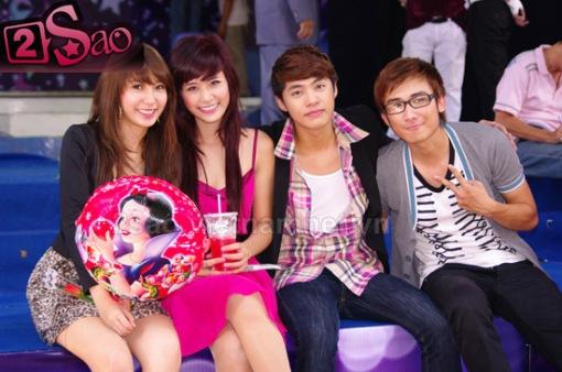 cong chua teen & ngu ho tuong
