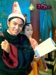 Thien Bao as Tran Thu Do & La Thanh Huyen as Queen Tran Thi Dung