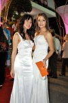 Kathy & Tinna are lovely in white