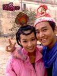 Queen La Thanh Huyen & King Hua Vy Van