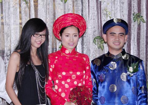 Hong vo wedding