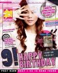 2!Magazine birthday thanh hang